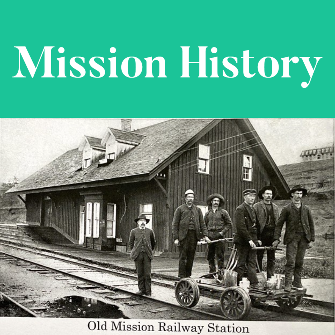 Old Mission Railway Station